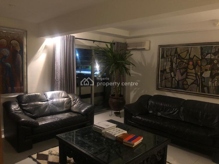 Luxurious and Well Furnished 1 Bedroom Apartment with an Office, Eko Court, Victoria Island (vi), Lagos, Mini Flat Short Let