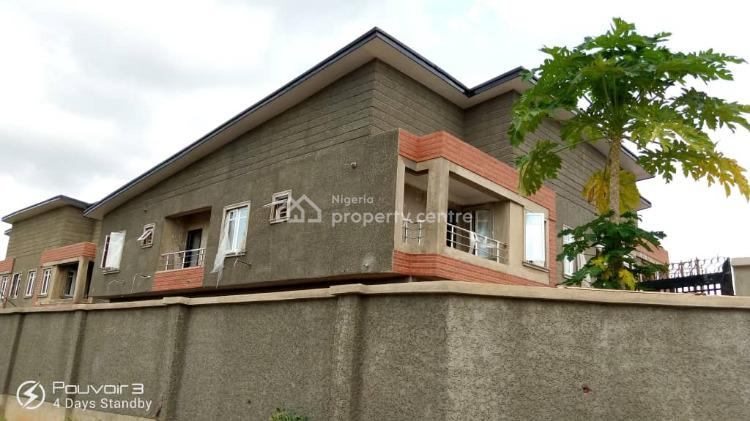5 Bedroom Duplex at Finishing Stage, Beside Lead City, Jericho, Ibadan, Oyo, Detached Duplex for Sale