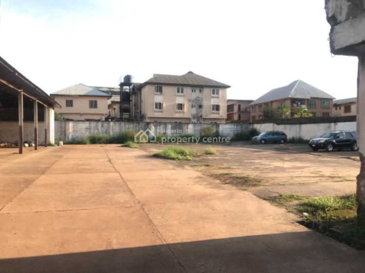 4800sqm (9 Plots) of Fenced and Gated Land, Behind Mtn, Two Blocks Off Zik Avenue, Enugu, Enugu, Mixed-use Land for Sale