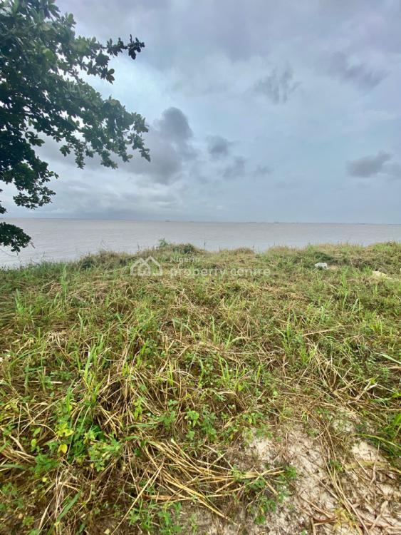 Water Front 2734sqm Bare Land in a Gated Estate, Vgc  Estate, Vgc, Lekki, Lagos, Residential Land for Sale