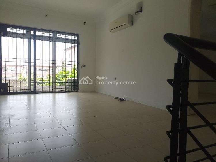 Fully Serviced 4 Bedroom Luxury Duplex with Bq and Swimming Pool, U3 Estate, Lekki Phase 1, Lekki, Lagos, Terraced Duplex for Rent