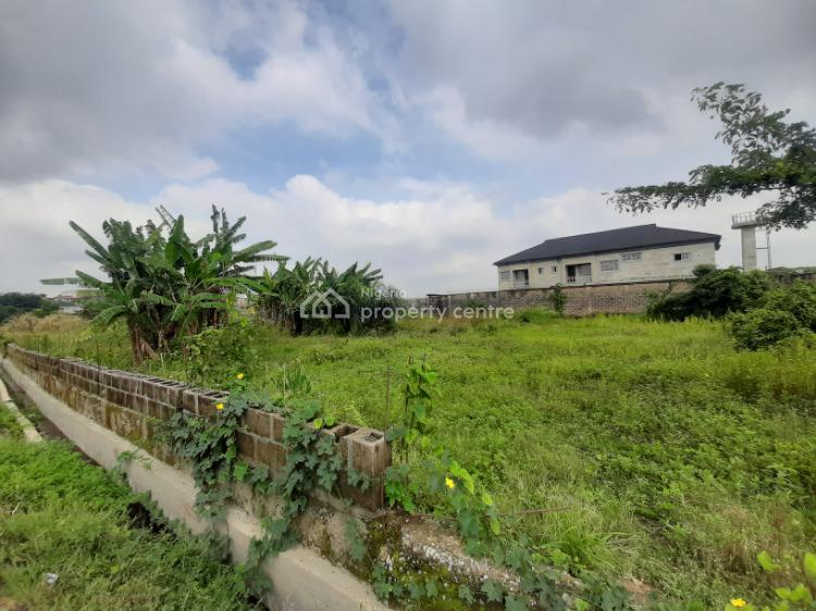 Fully Fenced Land Measuring on 650 Square Meter, Greenfield Estate, Opic, Isheri North, Lagos, Residential Land for Sale