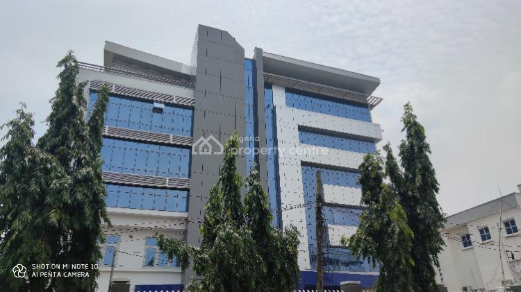 Exquisite and Aesthetically Built Open Plan Office Space,802sqm, Town-planning, Ilupeju, Lagos, Office Space for Rent