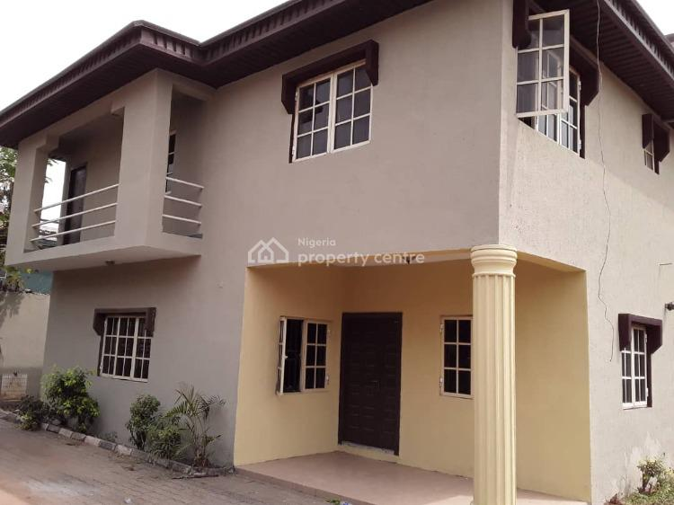 Very Clean 4 Bedroom Duplex., New Oko Oba Puposola ., Ifako-ijaiye, Lagos, House for Sale