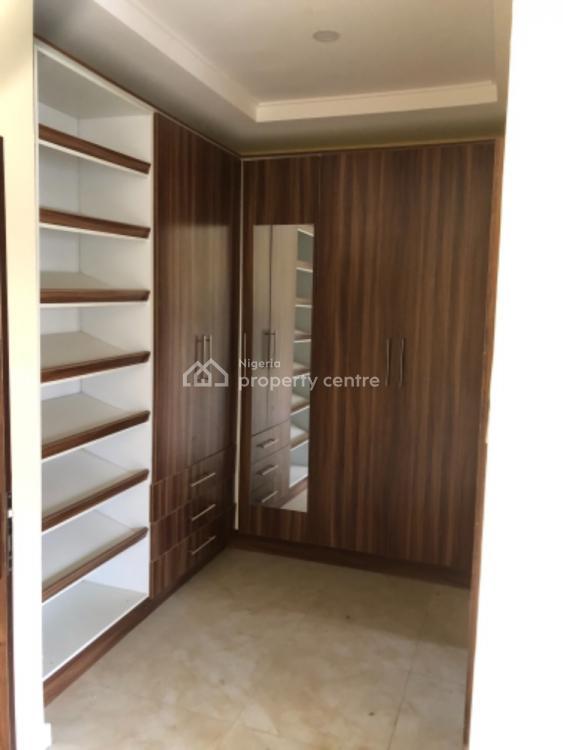 Top Notch 4 Bedrooms Terraced Duplex, Katampe Extension, Katampe, Abuja, Terraced Duplex for Rent