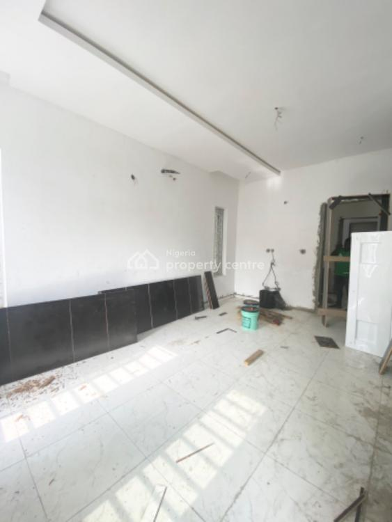 Affordable 4 Bedroom Terrace with Fitted Kitchen, Chevron Toll, Lekki, Lagos, Terraced Duplex for Sale