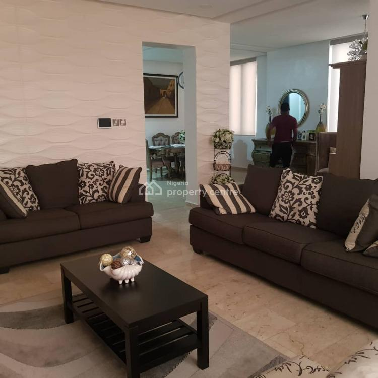 Magnificent 5 Bedrooms with 2 Rooms Bq, Banana Island, Ikoyi, Lagos, Detached Duplex for Sale