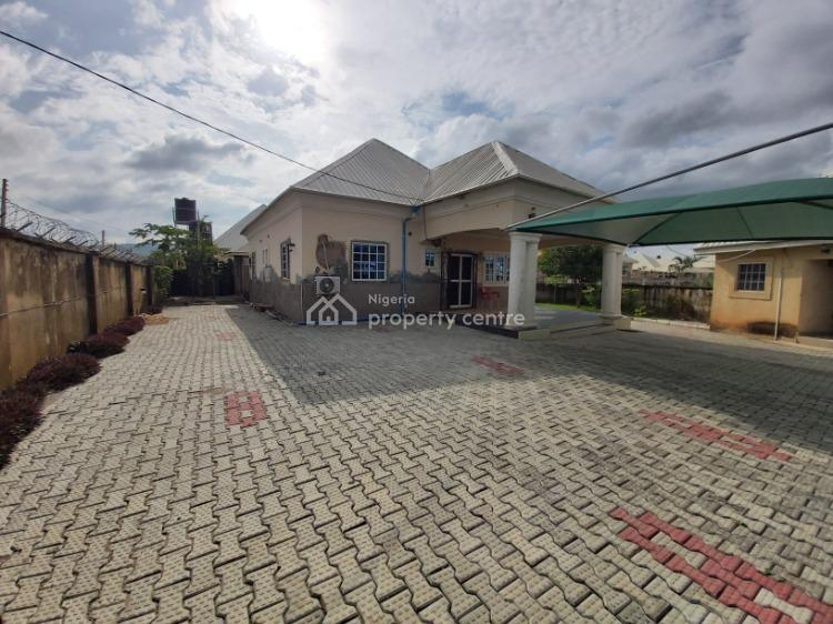 Nicely Finished and Well Located 3 Bedroom Bungalow with Bq, Police Housing Estate, Kurudu, Abuja, Detached Bungalow for Sale