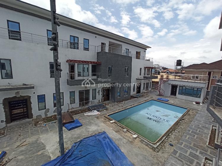 Newly Built Four Bedroom Terrace, Lekki Right, Lekki, Lagos, Terraced Duplex for Sale