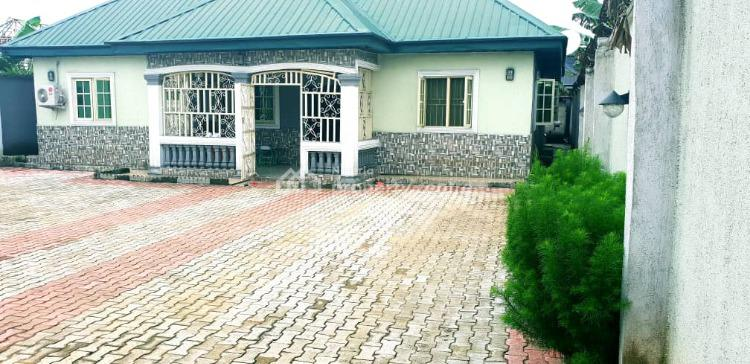 Exquisitely Finished and Well Located 4 Bedroom Bungalow, Eneka, Port Harcourt, Rivers, Detached Bungalow for Sale