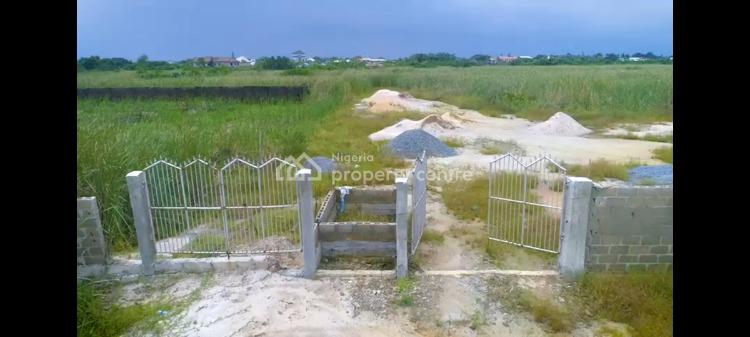 Fenced and Gated Dry Land with C of O, Opposite Lagos Business School, Ajah, Lagos, Residential Land for Sale