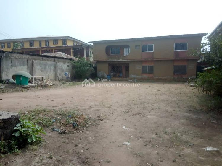 2 Nos of 3 Bedroom Flat Setback (up&down), Ifelodun Street, Carwash B/stop, Egbeda, Alimosho, Lagos, Block of Flats for Sale