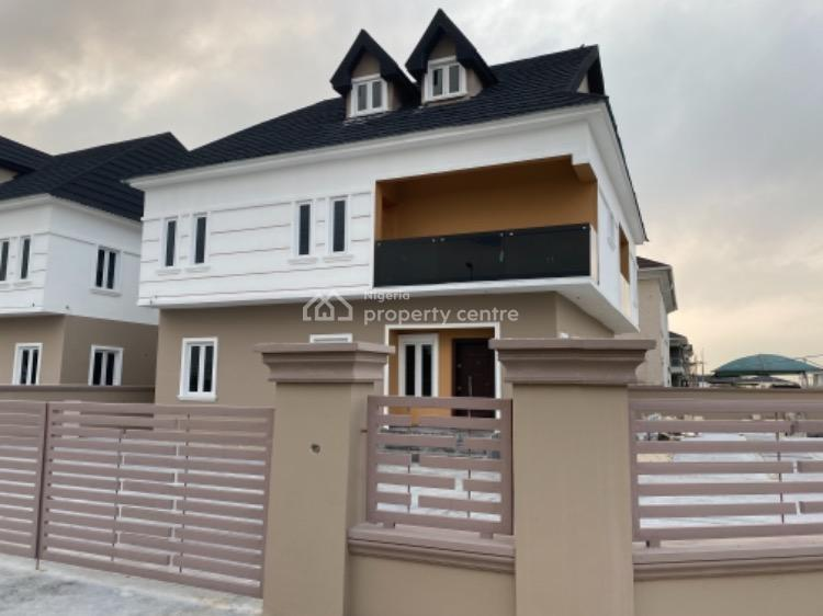 Lovely 5 Bedroom Detached House in an Estate with Great Infrastructure, Royal Gardens Estate, Lekki Epe Expressway, Ajah, Lagos, Detached Duplex for Sale