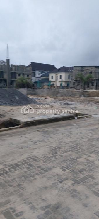 Luxury 2 Bedroom Apartment with Fitted Kitchen, Ocean Bay Estate,, Lafiaji, Lekki, Lagos, Flat for Sale