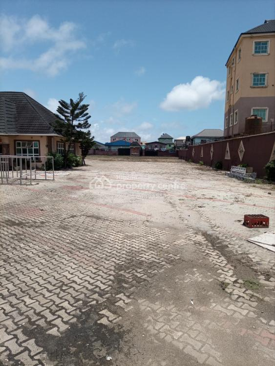 Great Deal, Over 3500 Sqm of Land., Marwa Road., Satellite Town, Ojo, Lagos, Mixed-use Land for Sale