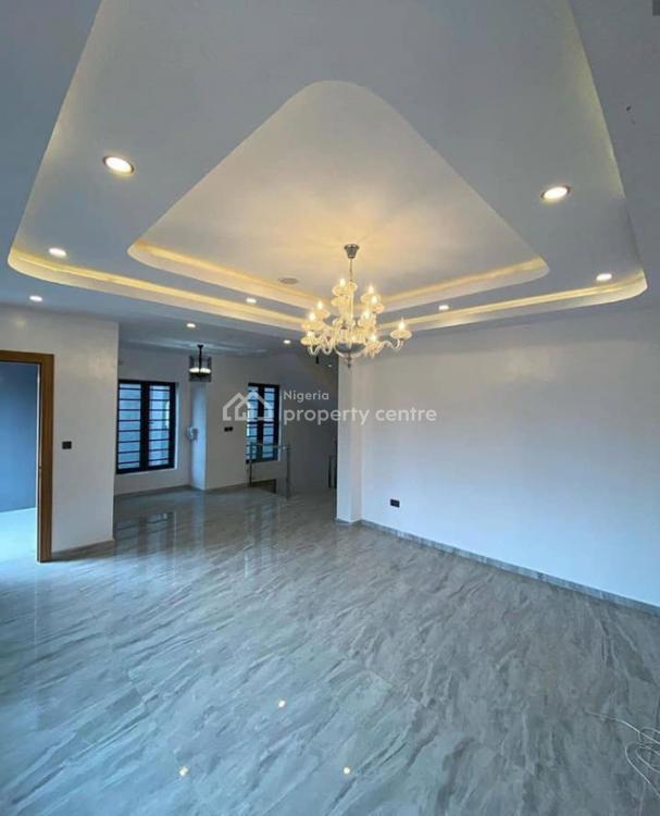 Custom-built 4 Bedroom Terrace House with Ample Parking Space, Ikate Elegushi, Lekki, Lagos, Terraced Duplex for Sale