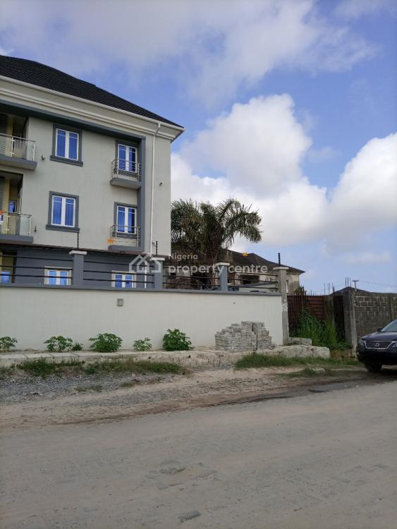 Newly Built 3 Bedrooms Flat + Bq, Atlantic Layout Estate, Ajah, Lagos, Flat for Sale
