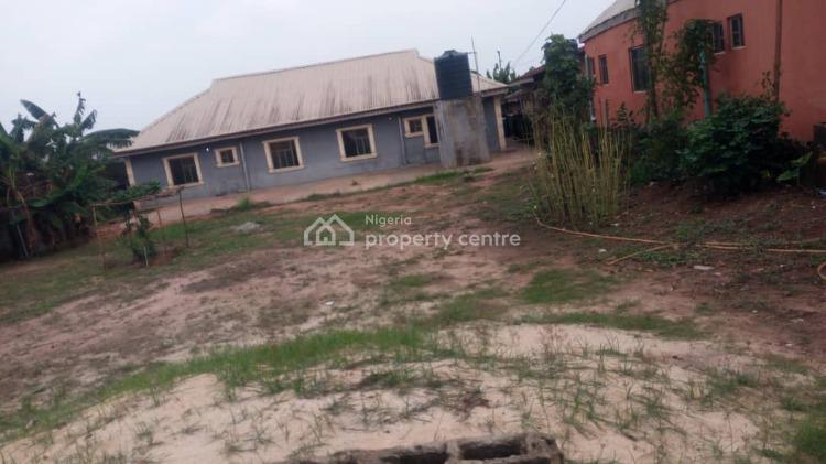 2 Units of 2 Bedroom Flat, Behind Lucky Fibre / Hypo Company,, Ikorodu, Lagos, Terraced Bungalow for Sale