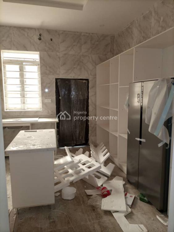 4 Bedroom Duplex with a Bq., Agungi, Lekki, Lagos, Semi-detached Duplex for Sale