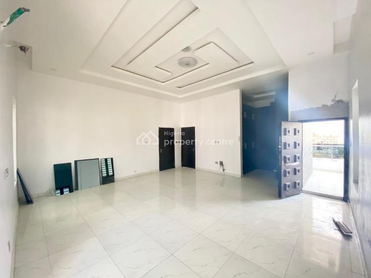 Newly Built 4 Bedroom Water Front Duplex with Excellent Finishing, Chevron, Lekki Phase 2, Lekki, Lagos, Detached Duplex for Sale