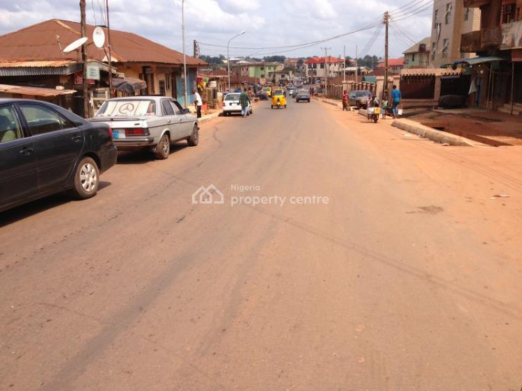 Plot of Land., Udoji Street New Layout., Obiagu, Enugu, Enugu, Residential Land for Sale