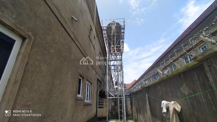 Spacious 5 Bedroom Shell Finished Duplex with Bq., Mabglobal Estate, Gwarinpa, Abuja, Semi-detached Duplex for Sale