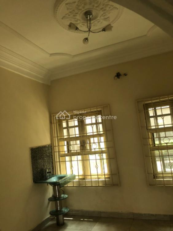 Exquisite 3 Bedroom Flat with Bq, Wuye, Abuja, Flat for Rent