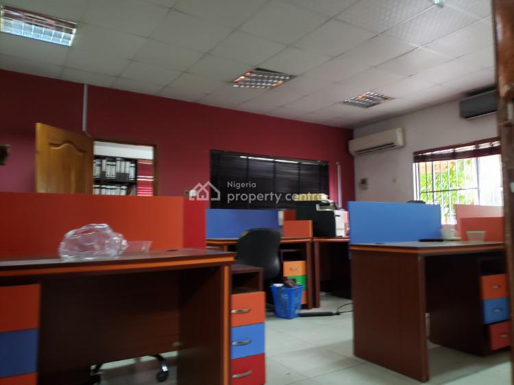 Fully Serviced Office Space Inclusive of Services, Oduduwa Crescent, Ikeja Gra, Ikeja, Lagos, Office Space for Rent
