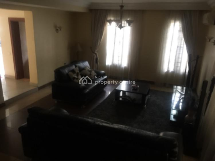 Serviced & Furnished 4 Bedrooms Duplex +bq,pool,gym,ideally for Vips, Asokoro District, Abuja, House for Rent