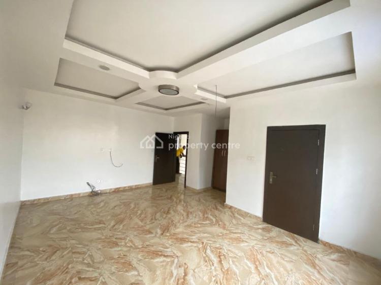 an Executive 4 Bedroom Semi Detached Duplex, Chevron Estate, Lekki Expressway, Lekki, Lagos, Semi-detached Duplex for Sale