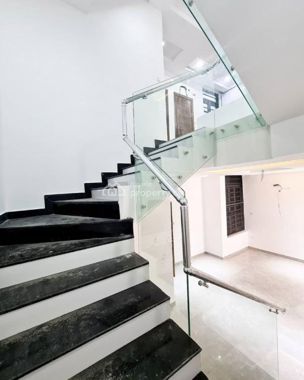 Nicely Built 4 Bedroom Terrace House with Bq., Ikate, Lekki, Lagos, Terraced Duplex for Sale