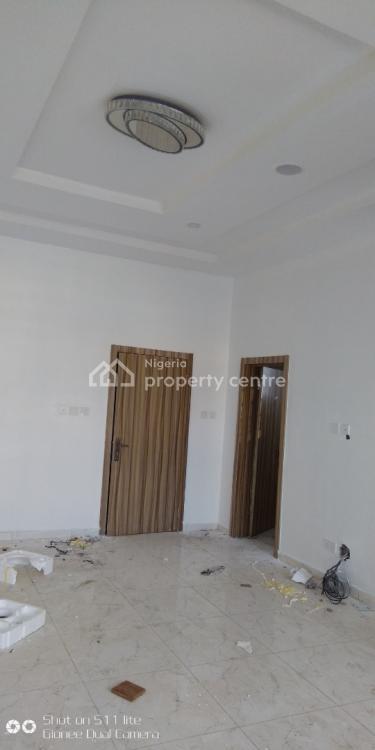 Elaborate 5 Bedrooms Detached Duplex Newly Built with Bq, By Chevron Estate, Lekki, Lagos, Detached Duplex for Sale