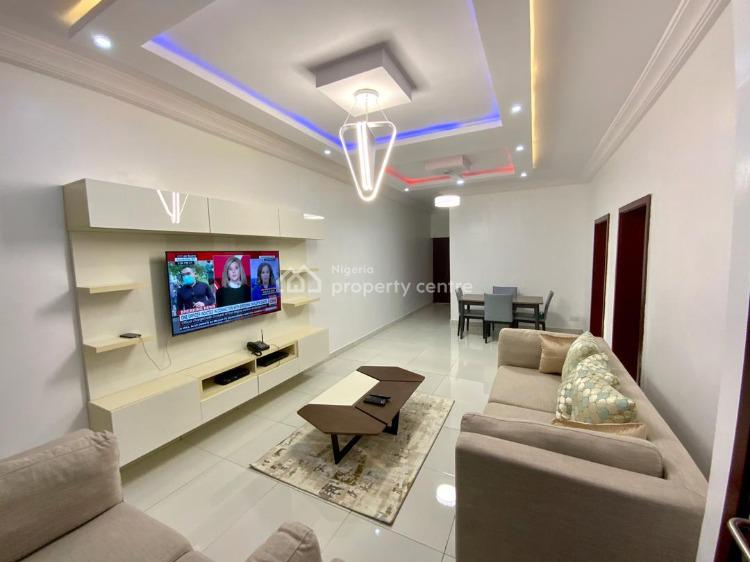 Luxury 2 Bedroom Flat, Lekki Phase 1,close to Ebeano Supermarket, Lekki, Lagos, Flat Short Let