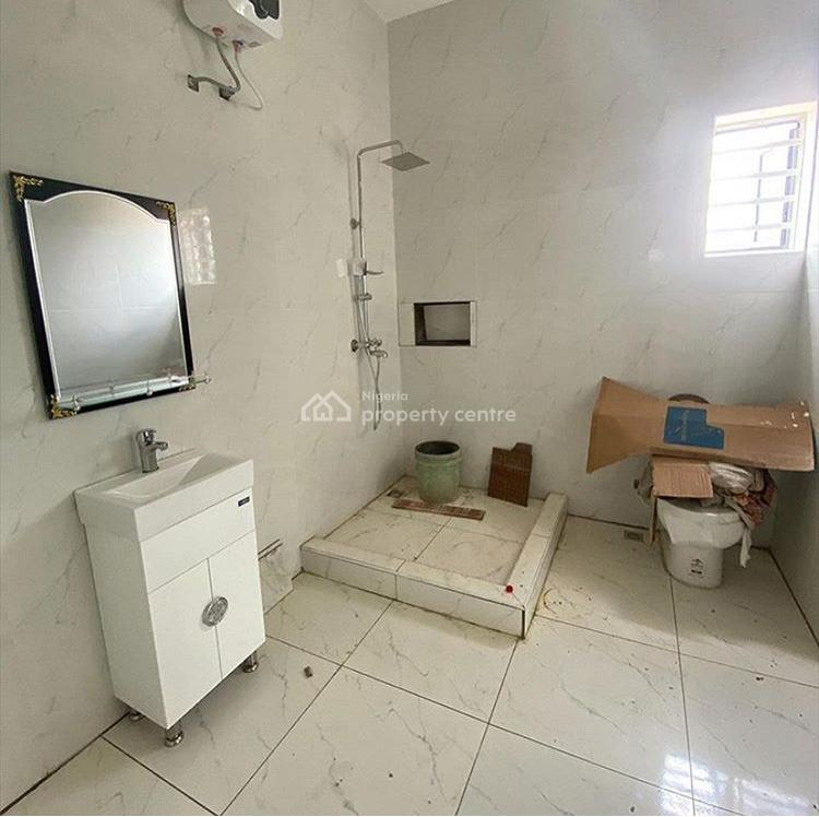 Newly Built 4 Bedroom Semi Detached Duplex with Bq, 2nd Toll Gate, Lekki, Lagos, Semi-detached Duplex for Sale