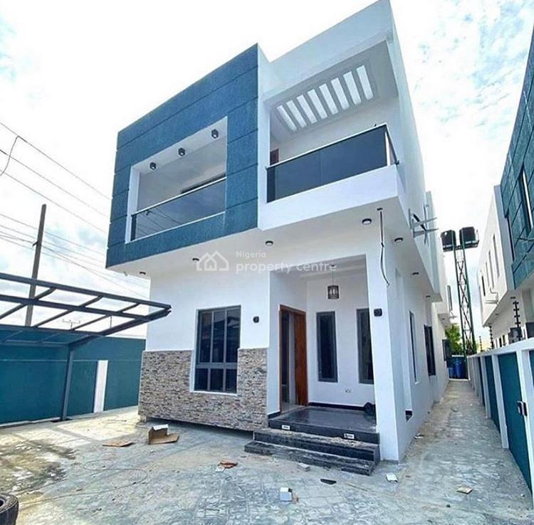 Contemporary 5 Bedroom Fully Detached Duplex with Bq, Ikate, Lekki, Lagos, Detached Duplex for Sale