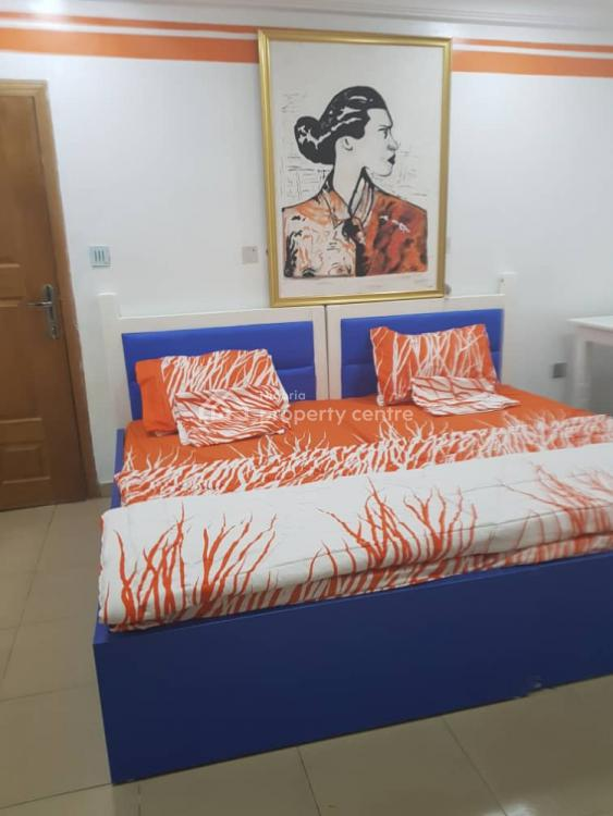Private Room Good Enough for 4 People with Balcony, Ajose Adeogun Street, Victoria Island (vi), Lagos, Flat Short Let