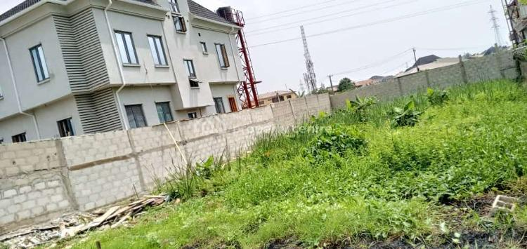 a Fenced  Full Plot of Land with  C of O in a Secured & Gated Estate, Garden Valley Estate ,pako, Gra, Ogudu, Lagos, Land for Sale
