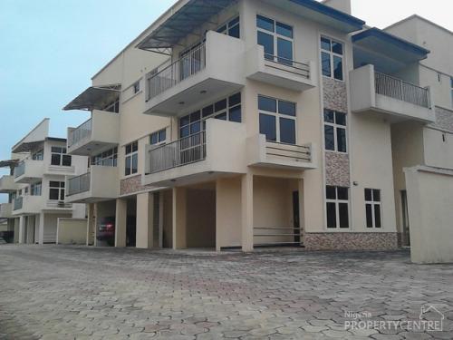 Eti Property Development : For sale bedroom terraced duplex eti osa oniru