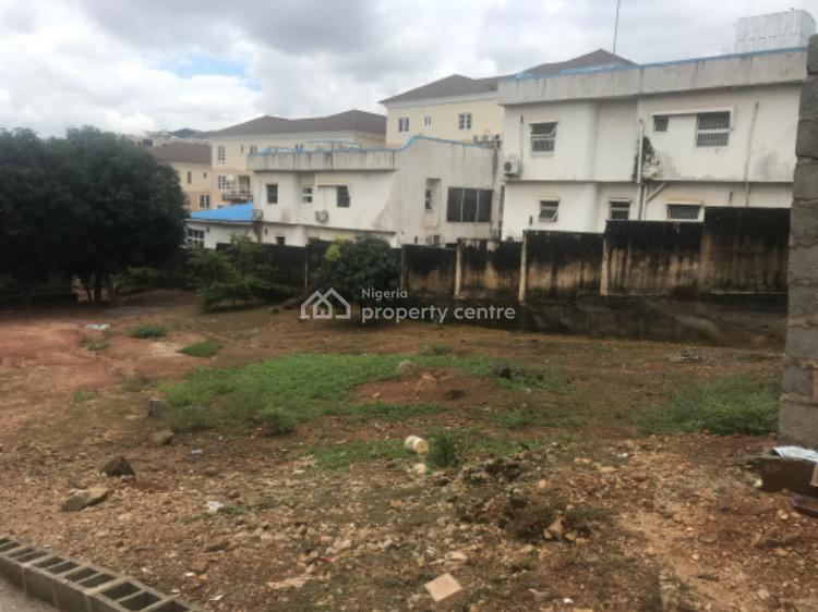 704sqm of Residential Land, Area 3, Garki, Abuja, Residential Land for Sale