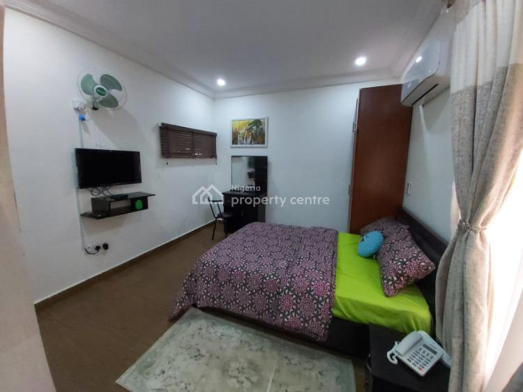 Fully Furnished Luxury Studio Apartment., Highgate Estate, Wuye, Abuja, Self Contained (single Rooms) Short Let