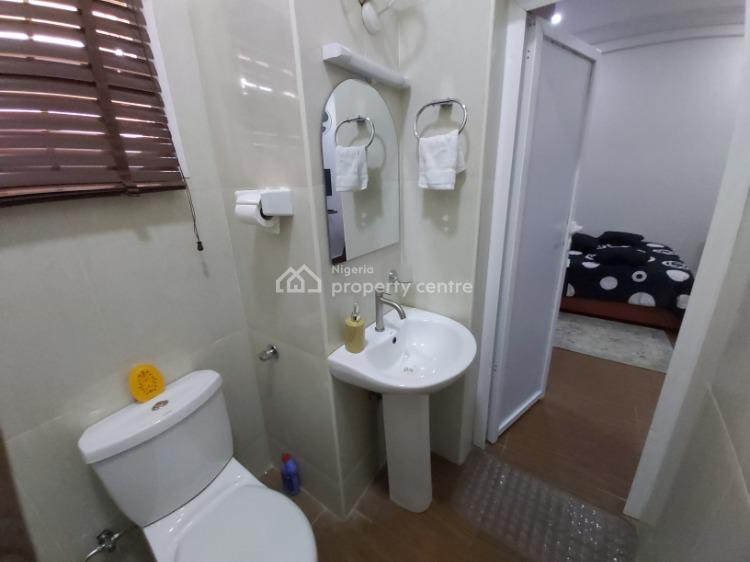 Fully Furnished Luxury Studio Apartment (ensuite)., Wuye, Abuja, Self Contained (single Rooms) Short Let