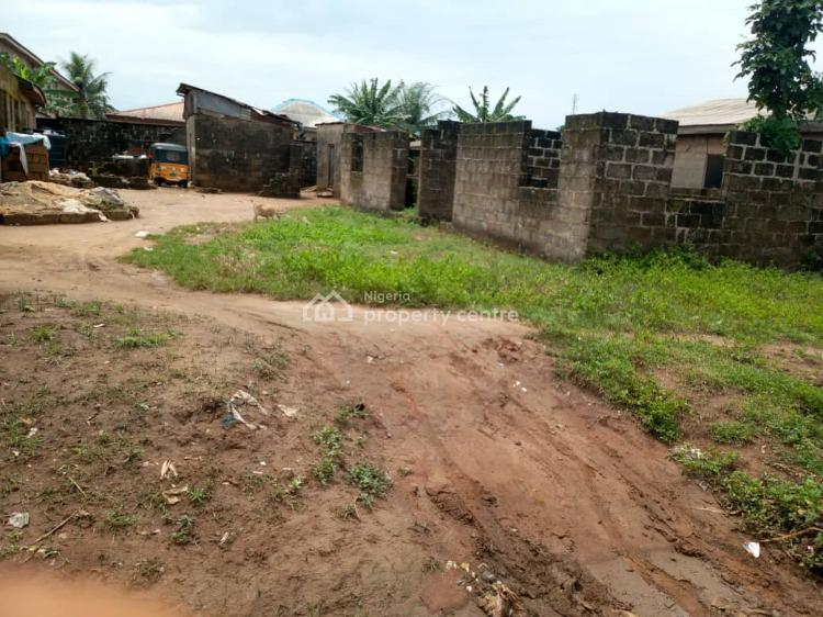Uncompleted 3 Bedrooms with a Room at Setback, Off Alhaji Hassan Area, Ishefun, Ayobo, Lagos, House for Sale