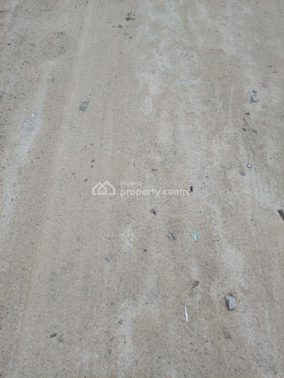 Strategic 6 Plots of Dry Fenced Land, Facing Ogudu Expressway Opp Oando, Ogudu, Lagos, Commercial Land for Sale