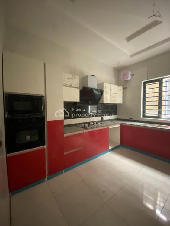 Newly Built 4 Bedroom Semi Detached Duplex with B.q, Chevron, Lekki, Lagos, Semi-detached Duplex for Sale