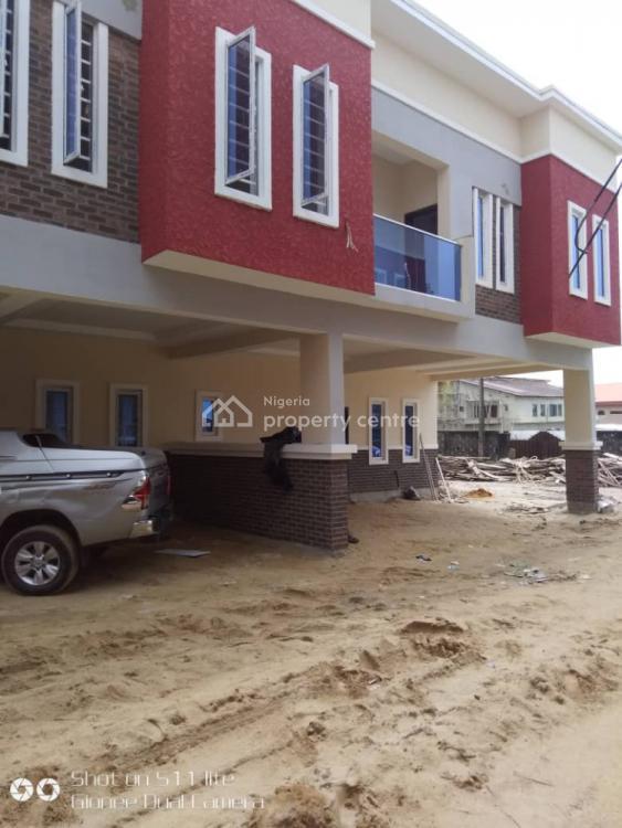Exotically Finished 4 Bedrooms Terraced Duplex, Behind Chevron Drive, Off Lekki-epe Expressway, Ikota, Lekki, Lagos, Terraced Duplex for Sale