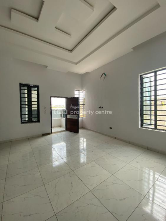 Brand New 5 Bedroom Detached Duplex with B.q, Chevron, Lekki, Lagos, Detached Duplex for Sale