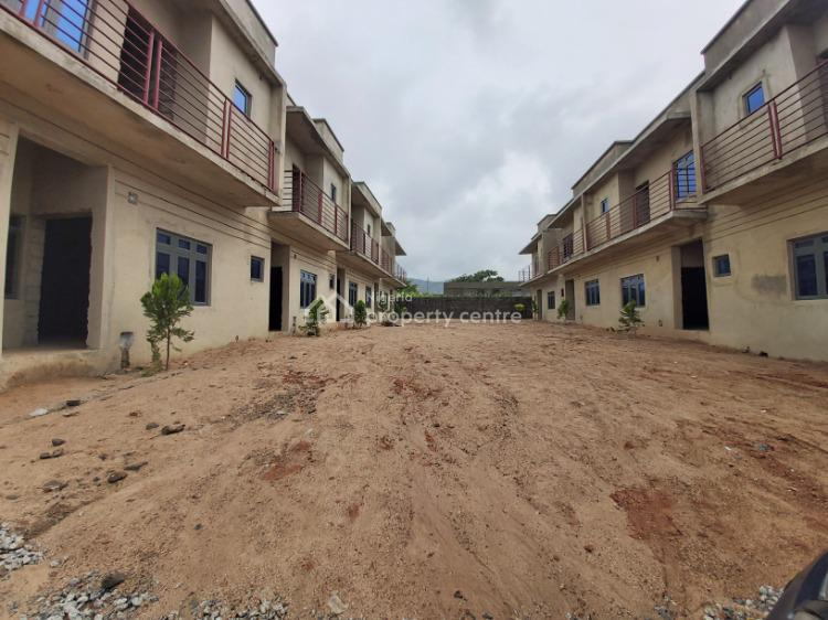 Newly Built and Nicely Located 2 Bedroom Terrace Duplex, Kagini Area, Kubwa, Abuja, Terraced Duplex for Sale