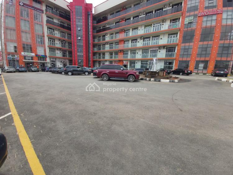 Office/shop Space in a Most Sought-after Shopping Plaza, Ahmadu Bello Way, Mabushi, Abuja, Office Space for Sale