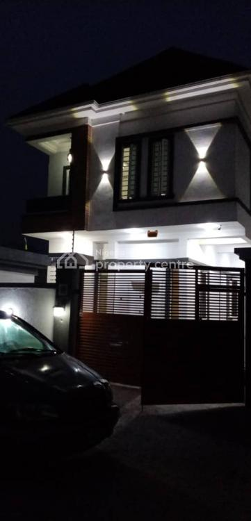 Luxury 4 Bedrooms with Excellent Facilities, Orchid Road, Opposite Lakeview Estate, Lekki Phase 2, Lekki, Lagos, Semi-detached Duplex for Sale
