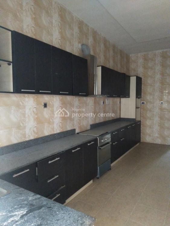 Distressed 4 Bedroom House with Exquisite Finishing, Chevron, Lekki, Lagos, Semi-detached Duplex for Sale